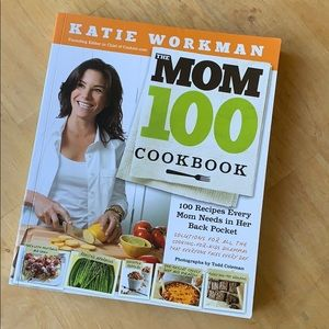 Other - The Mom 100 Cookbook